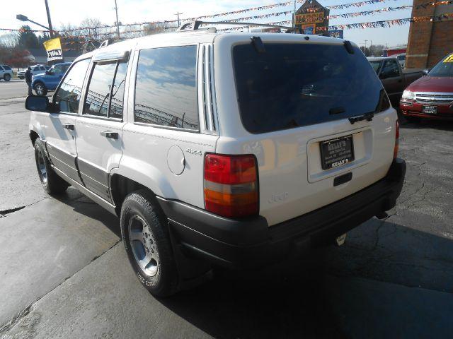 1998 Jeep Grand Cherokee Ram 3500 Diesel 2-WD