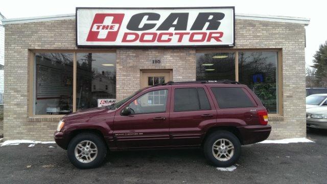 1999 Jeep Grand Cherokee Super
