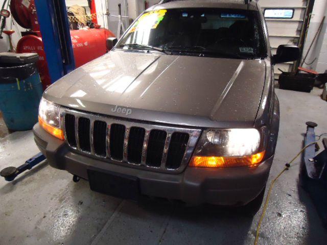 1999 Jeep Grand Cherokee Base W/nav.sys