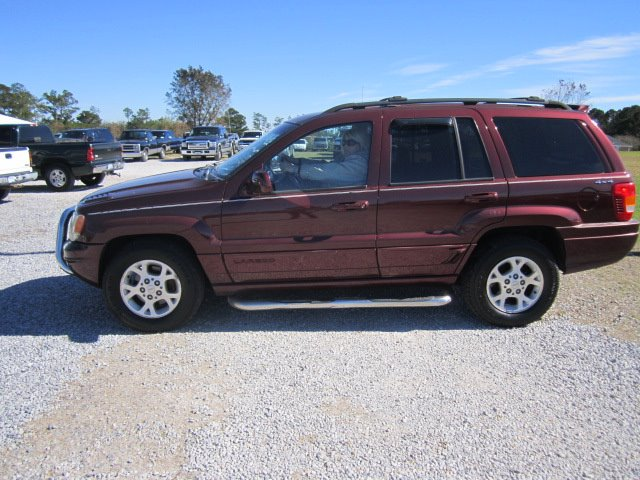 2000 Jeep Grand Cherokee Base W/nav.sys