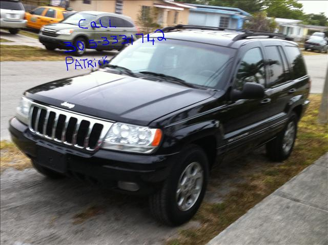 2000 Jeep Grand Cherokee Unknown