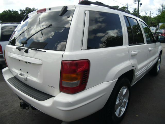 2001 Jeep Grand Cherokee I Limited