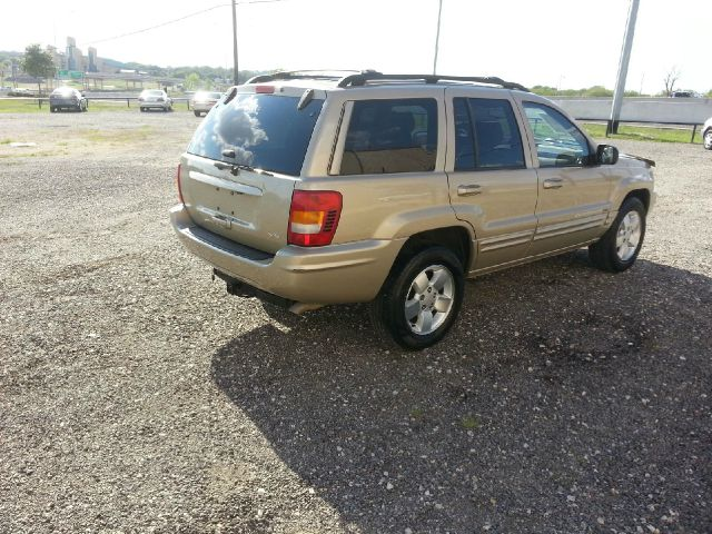 2001 Jeep Grand Cherokee I Limited