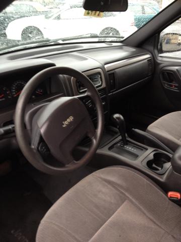 2001 Jeep Grand Cherokee Sedan 4dr