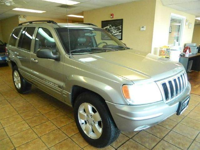 2001 Jeep Grand Cherokee 5 Speed Convertible