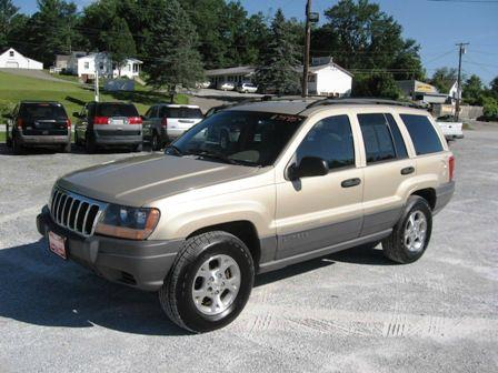 2001 Jeep Grand Cherokee Base W/nav.sys
