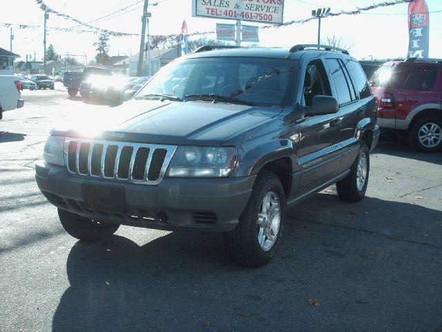 2002 Jeep Grand Cherokee LS