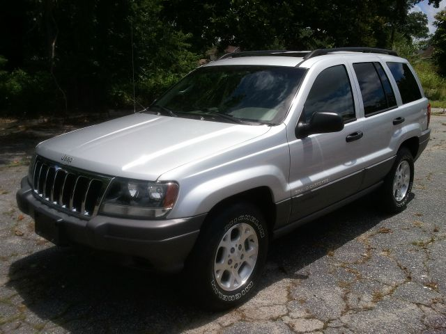 2002 Jeep Grand Cherokee Sedan 4dr