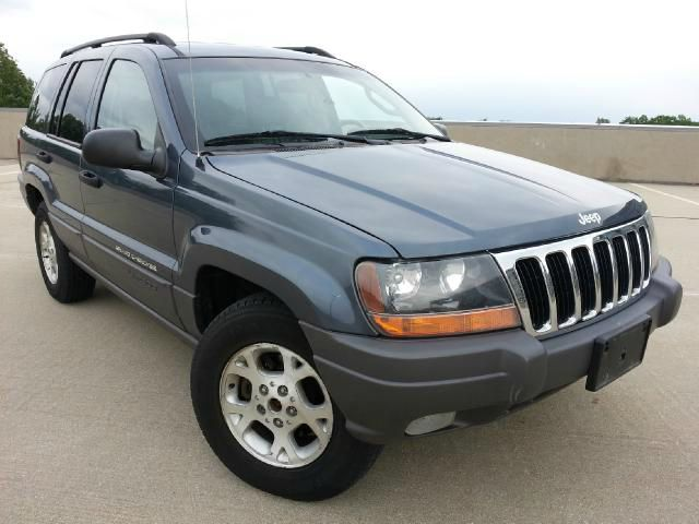 2002 Jeep Grand Cherokee Elk Conversion Van