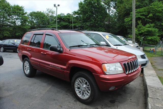 2002 Jeep Grand Cherokee Supercrew FX4 Offrd 4X4