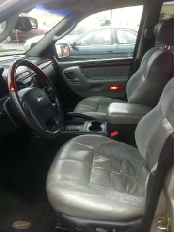 2002 Jeep Grand Cherokee VT 365