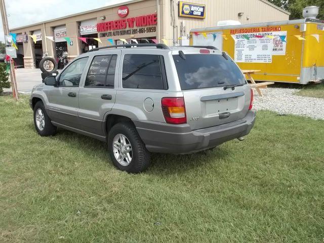 2003 Jeep Grand Cherokee Sedan 4dr
