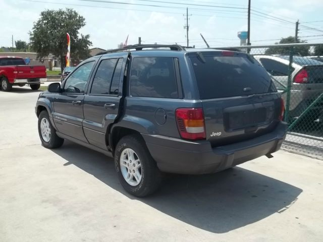 2003 Jeep Grand Cherokee Sedan 4dr