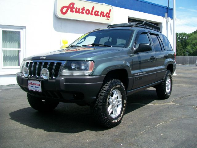 2003 Jeep Grand Cherokee Base W/nav.sys