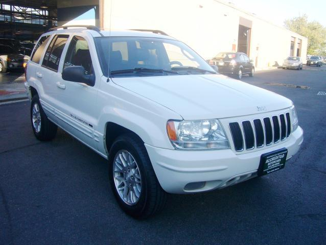 Teterboro Car Dealer >> Used Jeep Grand Cherokee Limited 2003 Details. Buy used ...
