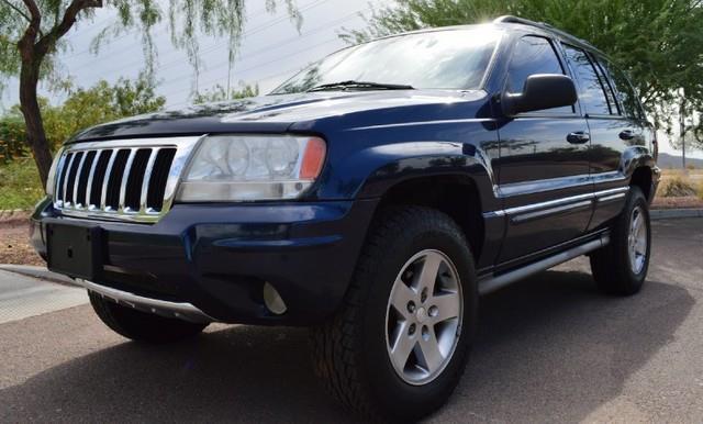 2004 Jeep Grand Cherokee VT 365