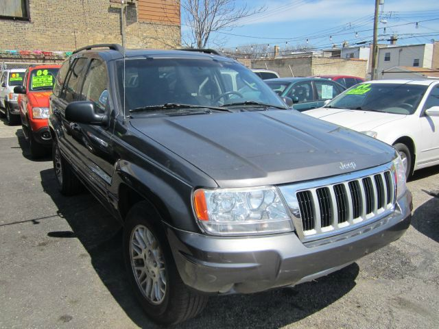 2004 Jeep Grand Cherokee Super