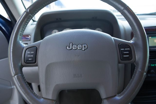 2004 Jeep Grand Cherokee I Limited
