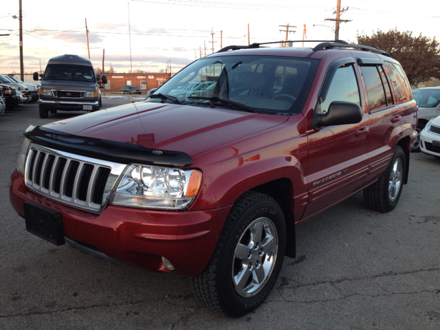 2004 Jeep Grand Cherokee I Limited
