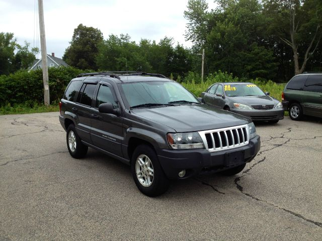 2004 Jeep Grand Cherokee 4dr 114 Wb W 4 6l Awd Details