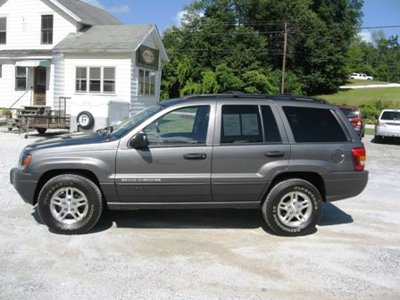 2004 Jeep Grand Cherokee Base W/nav.sys