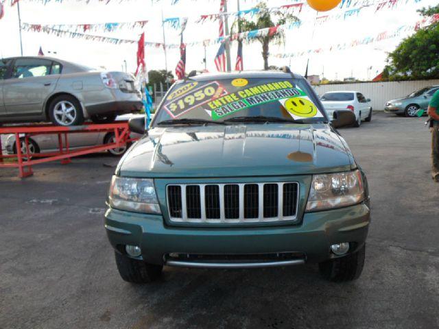 2004 Jeep Grand Cherokee Base W/nav.sys