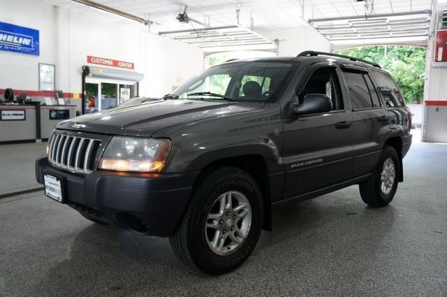 2004 Jeep Grand Cherokee 4DR