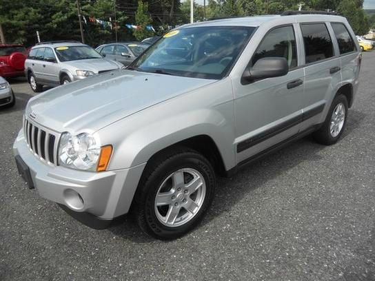 2006 Jeep Grand Cherokee Base W/nav.sys