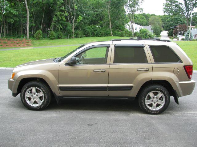 2006 Jeep Grand Cherokee Base W/nav.sys