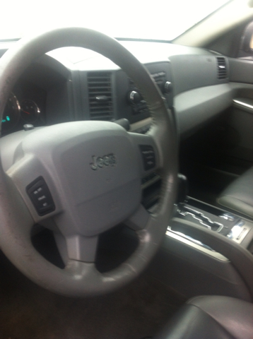 2007 Jeep Grand Cherokee Base W/nav.sys