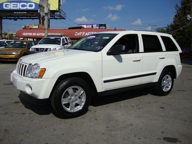 2007 Jeep Grand Cherokee LS