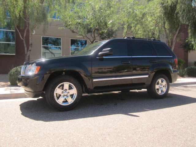 2007 Jeep Grand Cherokee I Limited
