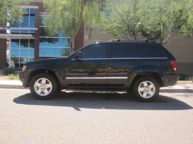 2007 Jeep Grand Cherokee I Limited