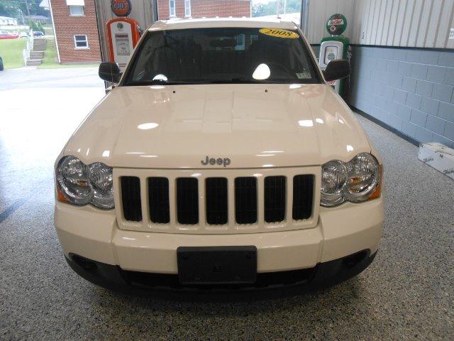 2008 Jeep Grand Cherokee GT Sedan 4D