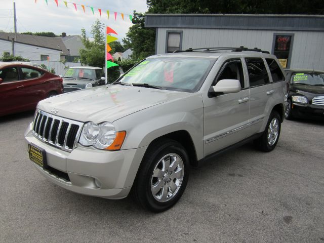 2008 Jeep Grand Cherokee 5 Speed Convertible