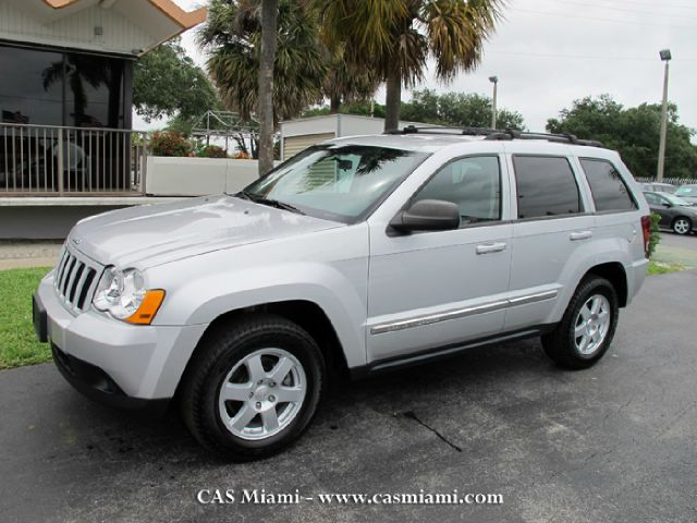2010 Jeep Grand Cherokee Base W/nav.sys