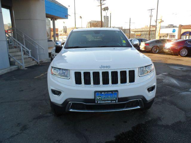 2014 Jeep Grand Cherokee Super