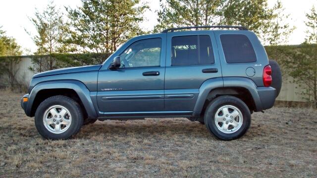 2002 Jeep Liberty Super