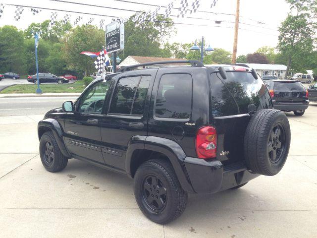 2002 Jeep Liberty 4dr 2.9L Twin Turbo AWD SUV