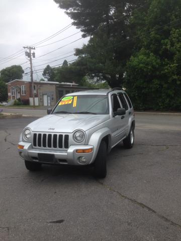 2002 Jeep Liberty SLT 25