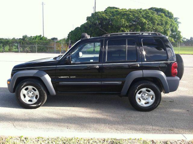 2002 Jeep Liberty Extended Cab V8 LT W/1lt