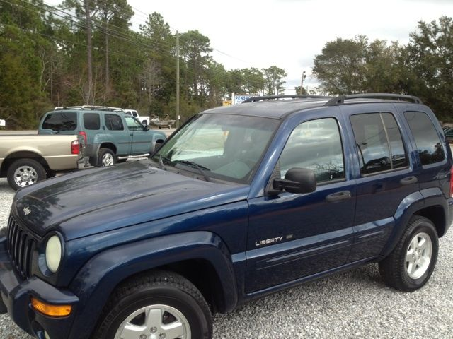 2002 Jeep Liberty I Limited