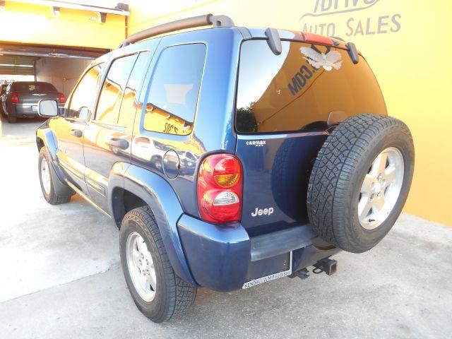 2002 Jeep Liberty I Limited