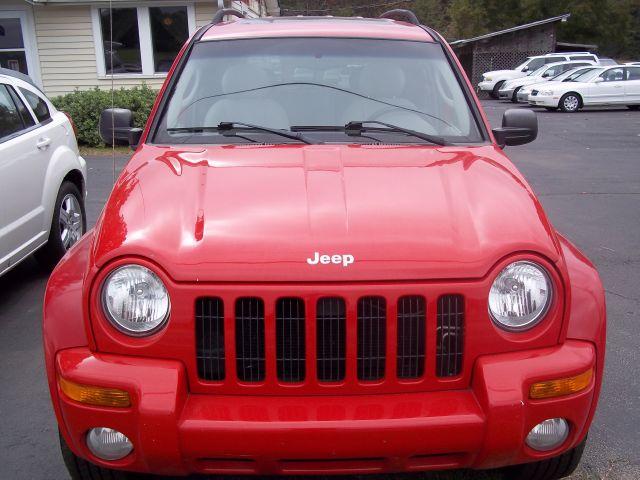 2003 Jeep Liberty I Limited