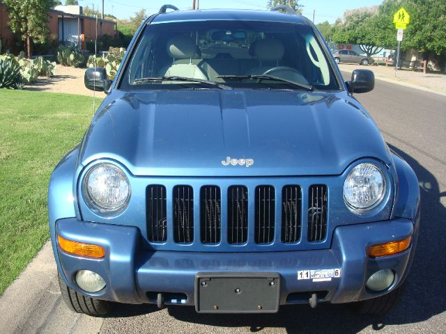 2003 Jeep Liberty Super