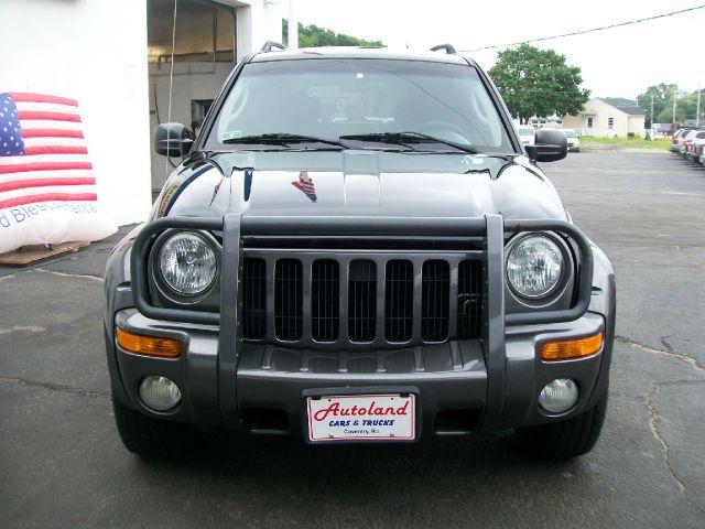 2003 Jeep Liberty 2.8 Avant Quattro AWD