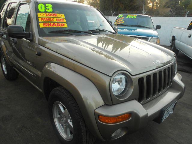 2003 Jeep Liberty Super