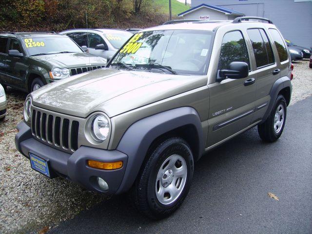 2003 Jeep Liberty Elk Conversion Van