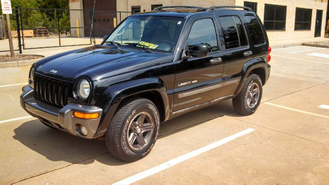 2004 Jeep Liberty LT Tv-dvdleathersunroof3rowcarfax Available