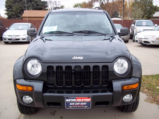 2004 Jeep Liberty Super